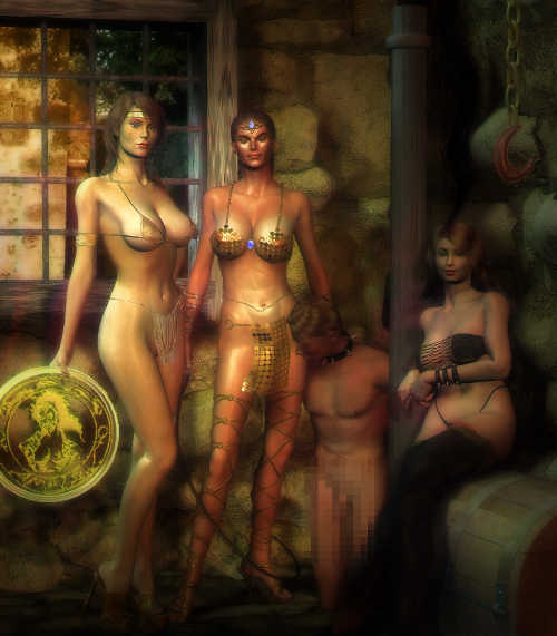 3_sexy_amazones_are_posing_in_crete_original